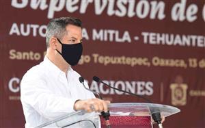 PARTICIPÓ ALEJANDRO MURAT EN MESA DE DIÁLOGO EN SANTIAGO TEXTITLÁN