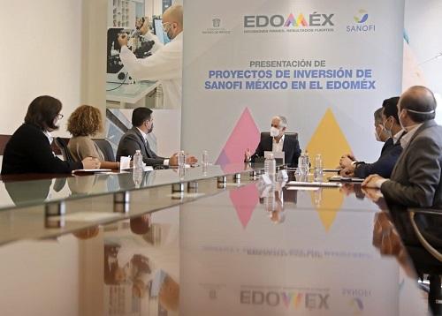 ANUNCIA DEL MAZO INVERSIÓN DE SANOFI POR 129 MILLONES DE EUROS
