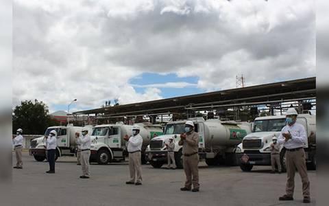 CORTA NUEVAMENTE CFE ENERGIA ELÉCTRICA A PEMEX POR FALTA DE PAGO