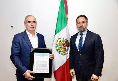 CONDENA PRI ENCUENTRO DE PANISTAS CON VOX