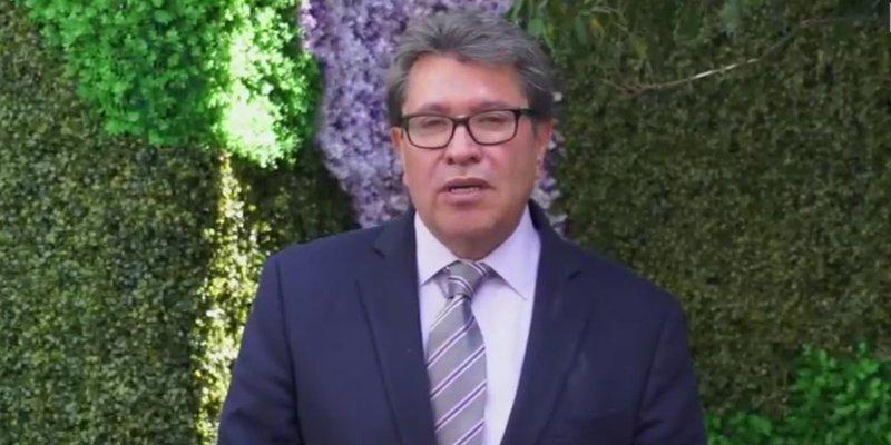 ANUNCIA RICARDO MONREAL FECHAS DE COMPARECENCIAS DE SECRETARIOS POR GLOSA DE INFORME